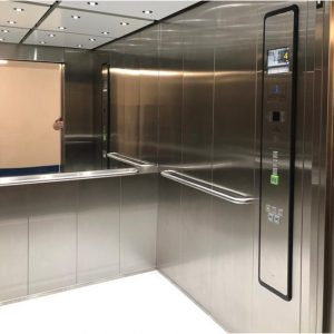 New lifts in Swan Centre