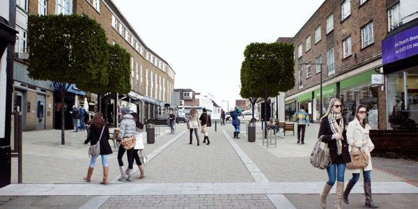 CGI of Church Street 2017